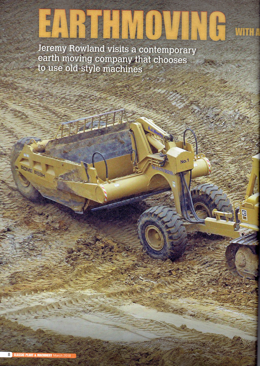 Classic Plant & Machinery Magazine