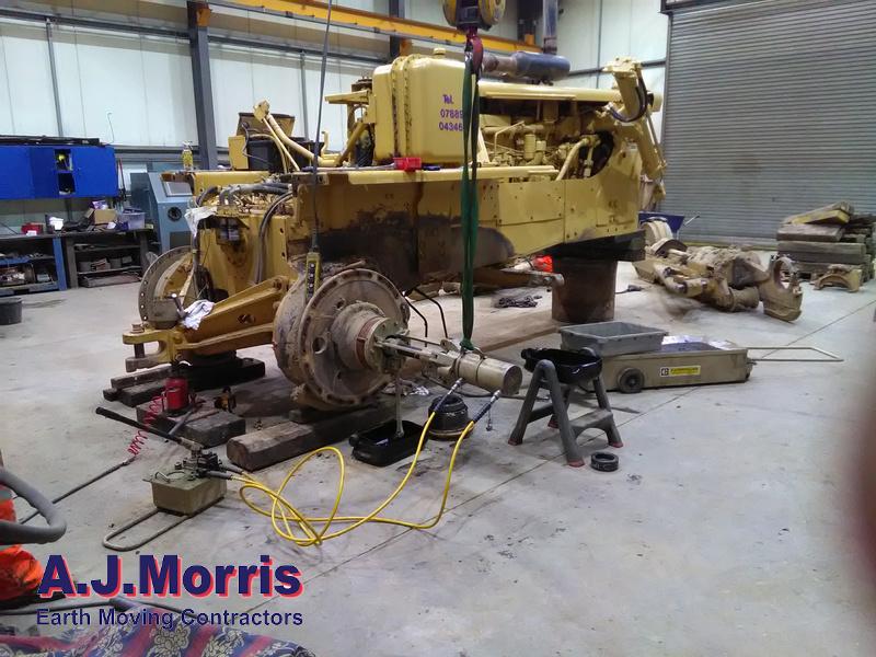 Fabrication Repair Amp Rebuild Services Workshops In